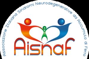 Logo Aisnaf - Associazione Italiana Sindrome Neurodegenerative da Accumulo di Ferro